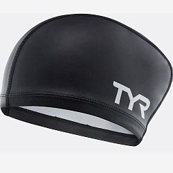 Шапочка для плавания TYR Long Hair Silicone Comfort Swim Cap